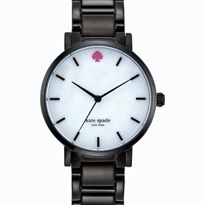 Black Kate Spade Watch